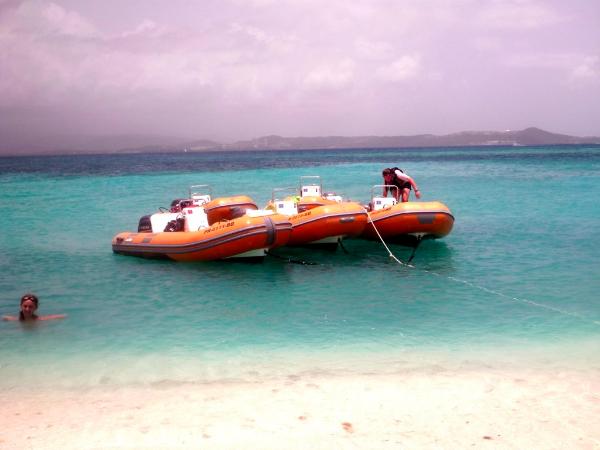 minboat-snorkeling-fajardo-boats