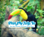 La Paz Waterfall Gardens: The Animals